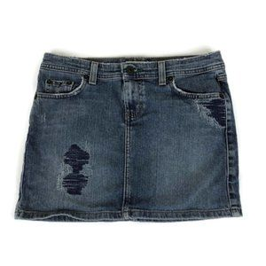 Tommy Jeans Tommy Hilfiger Denim Mini Skirt Size 3